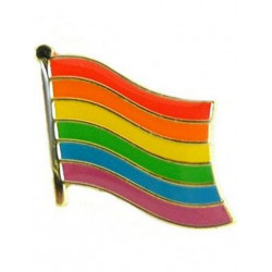 Pin Rainbow Gay Pride (T0290)