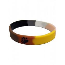 Bear Pride Bracelet Silicone (T1569)