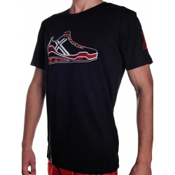 BoXer Sneaker T-Shirt Reflector Red (T5571)