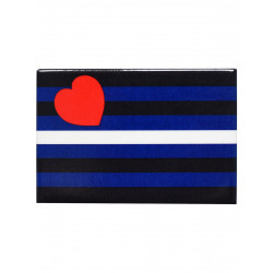 Leather Pride Magnet (T5205)