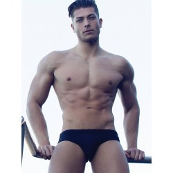 2Eros Core Swim Briefs Swimwear Black (T5695)