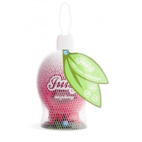 Funzone Juicy Masturbator Raspberry (Re-usable again and again) (T3189)