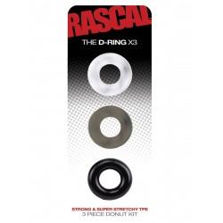 The D-Ring X3 (Rascal Toys) (T5659)