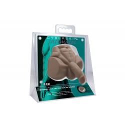 CyberSkin® Intimates, Virtual Heartthrob, Dark