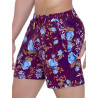 2Eros Rosaceae Swimshorts Midnight Rose (T6103)