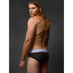 2Eros Core Series 2 Brief Underwear Charcoal