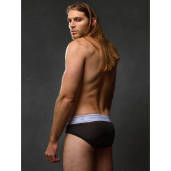 2Eros Core Series 2 Brief Underwear Charcoal