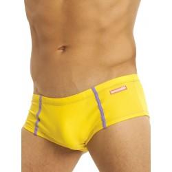 GBGB Cancun Swimwear Trunks Yellow (T3267)