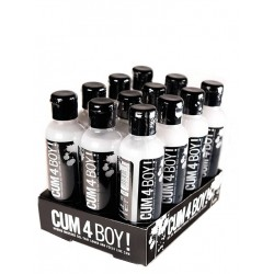 12 x Cum4Boy! Hybrid Cum Like Lubricant 100 ml (E00008x12)