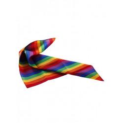 Rainbow Bandana 50 x 50 cm