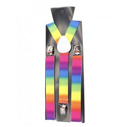 Rainbow Suspenders / Hosenträger