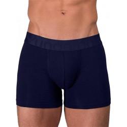 Rounderbum Padded Boxer Brief Underwear Navy Blue