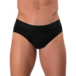 Rounderbum Padded Brief Underwear Black (T6348)
