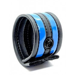 665 Neoprene Racer Ball Strap Blue (T6615)
