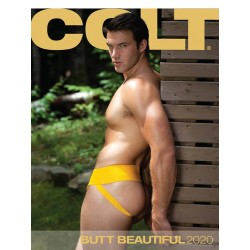 Colt Butt Beautiful 2020 Calendar (M0993)