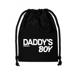 BenSWild BigBag `Daddy`s Boy` Black/White (T7152)