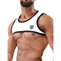 TOF Paris Deri Harness White (T7084)