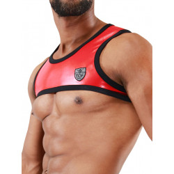 TOF Paris Deri Harness Red (T7085)