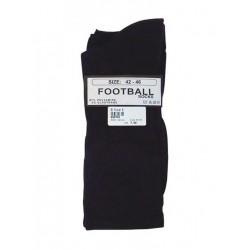 MisterB Football Socks Black (T6956)