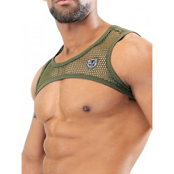 TOF Paris Army Harness Khaki (T7079)