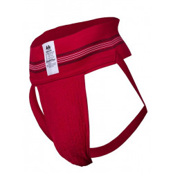 MM The Original No. 10 Jockstrap Underwear Scarlet Red 3 inch