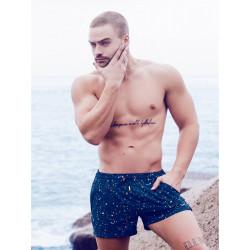 2Eros Print Marble Swimshorts Swimwear (T7521)