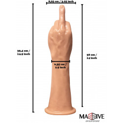 The Finger, Fister Dildo (T7550)