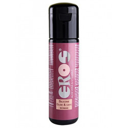 Eros Megasol Silicone Glide & Care 100 ml