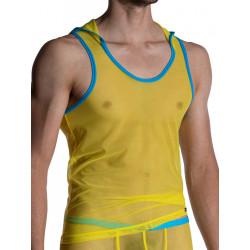 Manstore Cape Tank M963 T-Shirt Yellow (T7690)