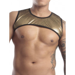 GB2 Mateo Harness Metallic Gold (T7657)