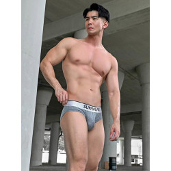 Supawear Hero Brief Underwear Dark Grey (T7801)