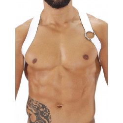 TOF Party Boy Elastic Harness White (T7930)