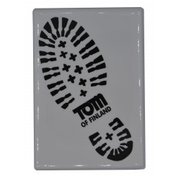 Tom of Finland Magnet Boot Print (T5829)
