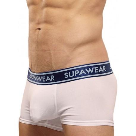 Supawear Supadupa MK II Trunk Underwear White (T3768)