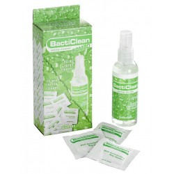 BactiClean - Combo Clean Kit 80ml + 20-Tissue Box