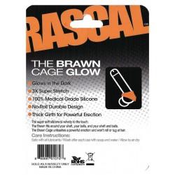 The Brawn Cage Glow Orange (Rascal Toys)