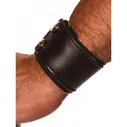 Colt Leather Wrist Wallet Black (T0036)