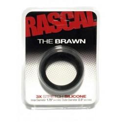 The Brawn Cockring Black (Rascal Toys)