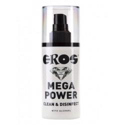 Eros Mega Power Clean And Disinfect 125 ml (E18771)
