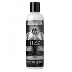 Master Series Jizz Water Based Cum Scented Lube 250 ml / 8.5 oz (E00705)