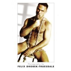 Felix Drobek-Truesdale Male Steel Poster (M8510)