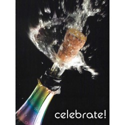 Union: Celebrate! Greeting Card (M8137)