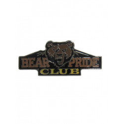 Pin Bear Pride Club (T5156)